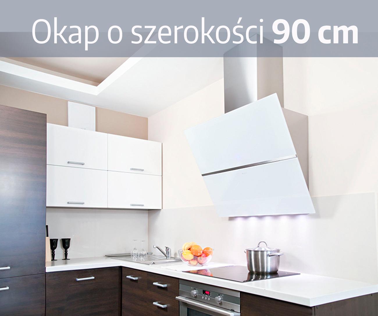 Okap 90 cm
